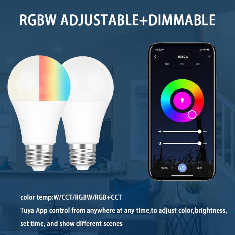 G95  LED Smart Bulb WI-FI+Bluetooth