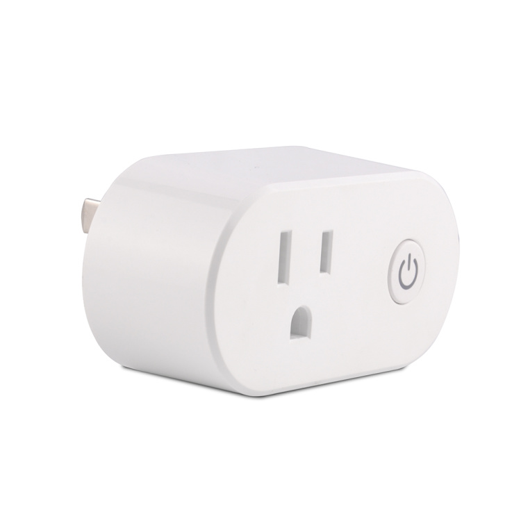 US Standard 15A WiFi Smart Plug-Without Metering Version