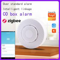 CO box ZigBee Concentration display+Field 80bd alarm sound