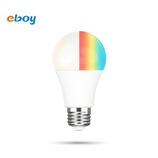 A60 RGB+W smart LED bulb wifi+ble