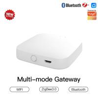 ZIGBEE+Blutooth Multi-mode Gateway