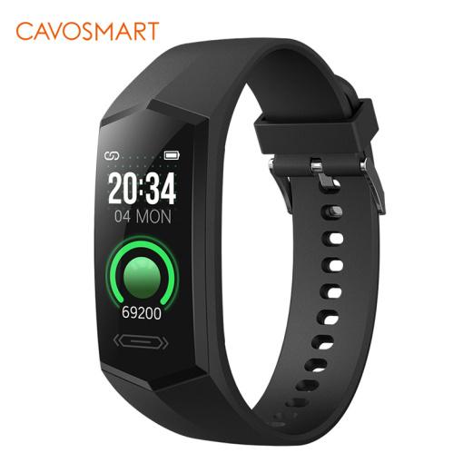 True Blood Oxygen Temperature Real Time Heart Rate Waterproof Smart band Smart Bracelet Smart Watch