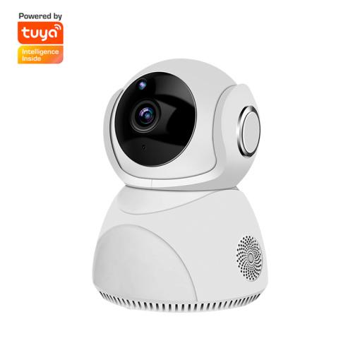 Tuya Smart Life 3MP HD Wifi network auto tracking wifi baby monitoring sercurity camera