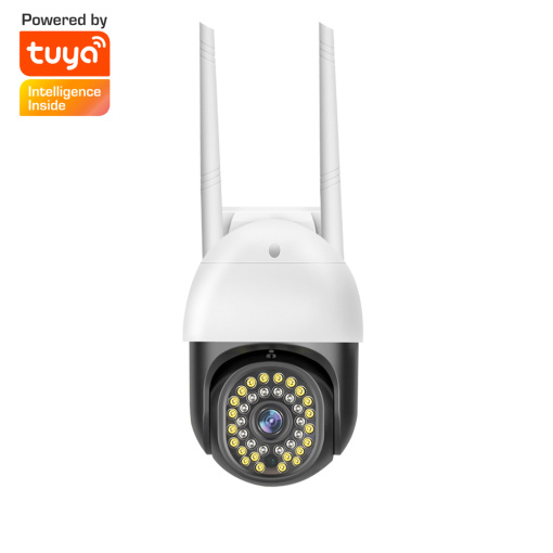 Verto Tuya Smart Life CCTV wifi Secuirty Network Camera HD 3MP Outdoor waterproof PTZ Camera