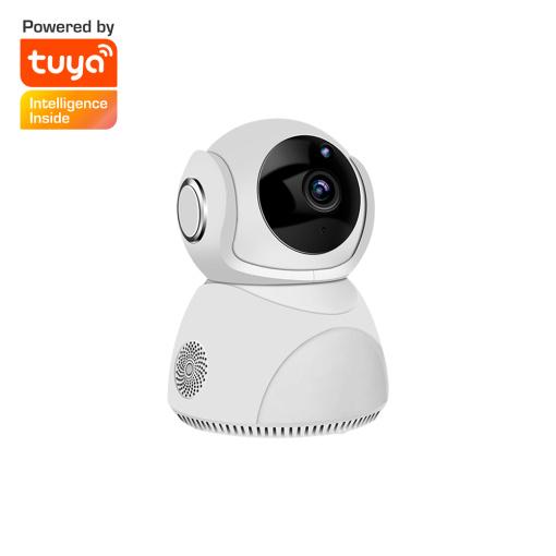Tuya Smart Life HD 3MP auto tracking wifi sercurity camera works with Google Home and Alexa
