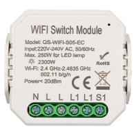 Smart Switch Module With Energy Meter