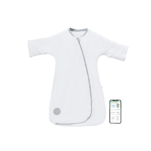 Smart Thermostatic Monitoring Baby Sleeping Bag