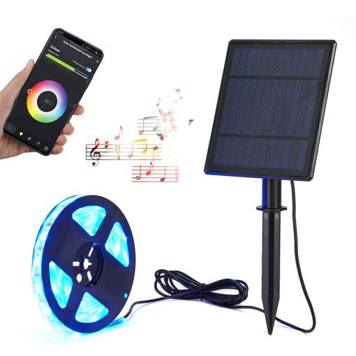 Smart Solar Strip Light