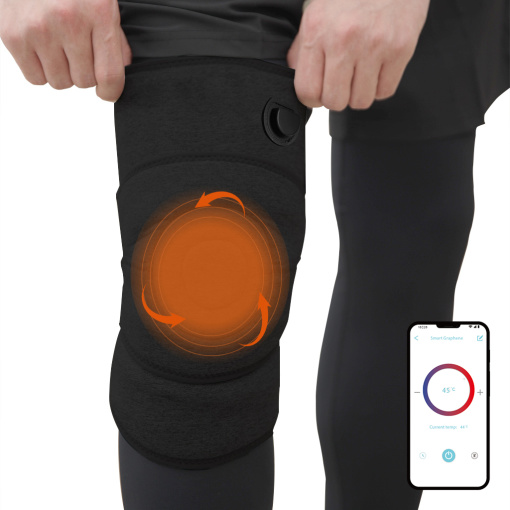 Smart Health Kneecap With Far Infrared Heating