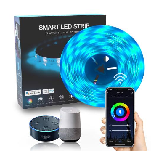 5m CCT+RGB Smart Strip