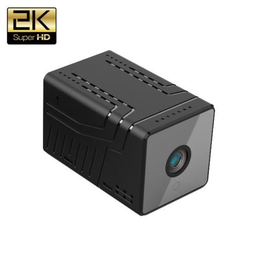 2K Smart Wifi Mini Camera Super Night vision security hidden Camera