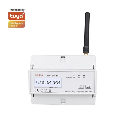 Three Phase Multi-function Smart Wi-Fi Energy Meter