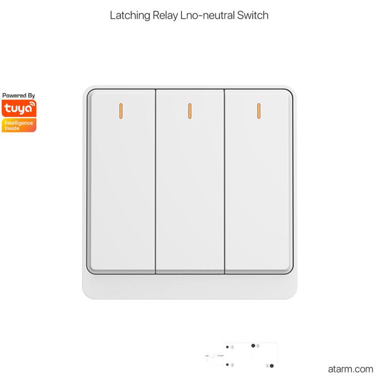 LSB103ZL Zigbee Latching Relay Lno-neutral Switch