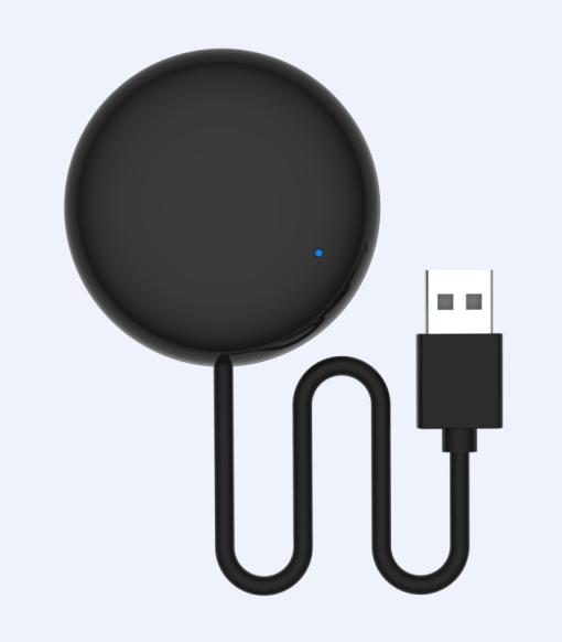 Super-Mini Wi-Fi IR Remote Control