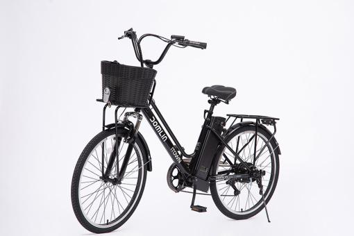 """26""""City Bike 36V 10Ah 250W 7S SHIMANO with LED Light"""