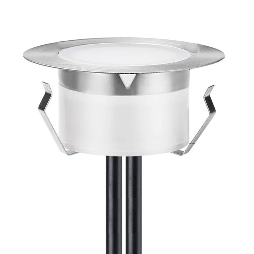 Tuya RGB Smart APP Mini LED Round Buried Light Outdoor Lighting Garden Light Landscape Light Deck Light B61