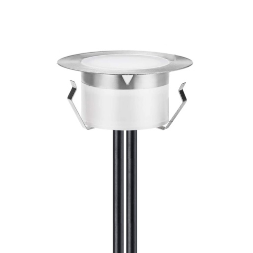 Tuya RGBW Smart APP Mini LED Round Buried Light Outdoor Lighting Garden Light Landscape Light Deck Light B47