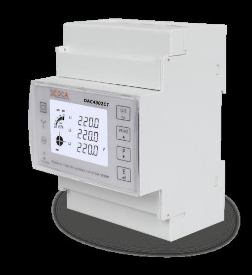 Three Phase Multi-function Smart Energy Meter