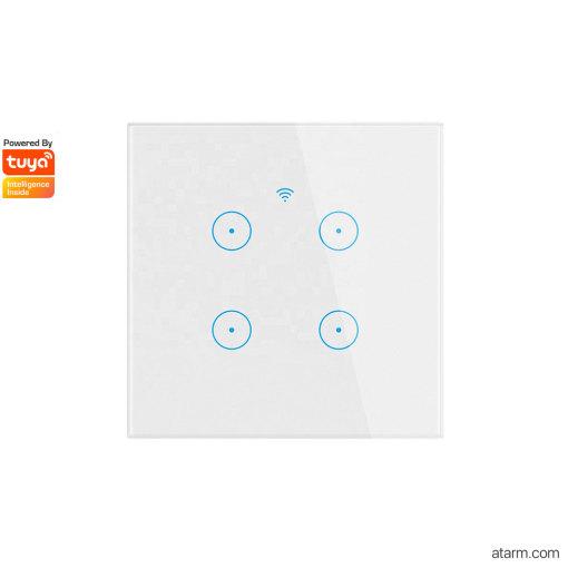 DS-111-4 Zigbee 4gang Light Switch