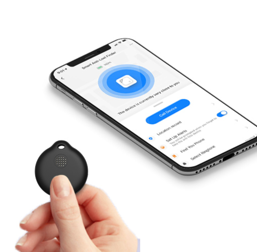 BLE Smart Anti-Lost Finder