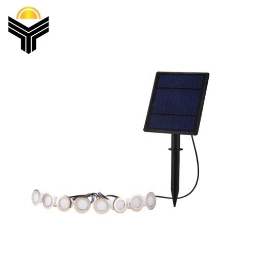 Tuya Smart Solar Underground Light