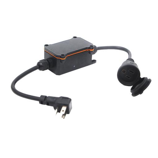 US Type Smart Wi-Fi Waterproof IP44 Industrial Outdoor Plug