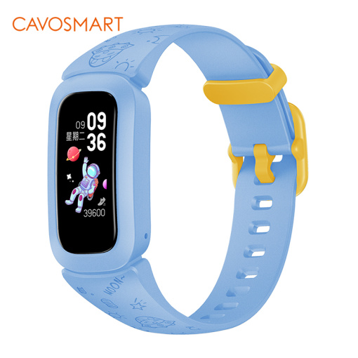 2021 New Arrival Continuous Ddynamic Heart Rate Kids Smart Bracelets Smartwatch