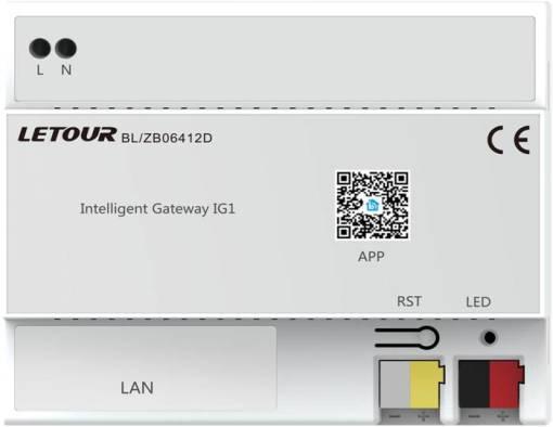 Intelligent integrated gateway