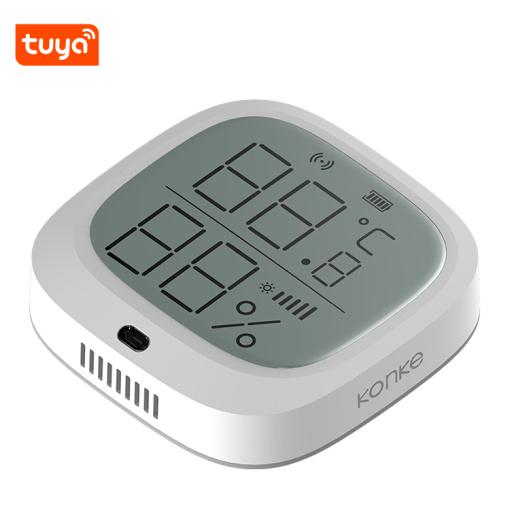 Temperature And Humidity Sensor Zigbee
