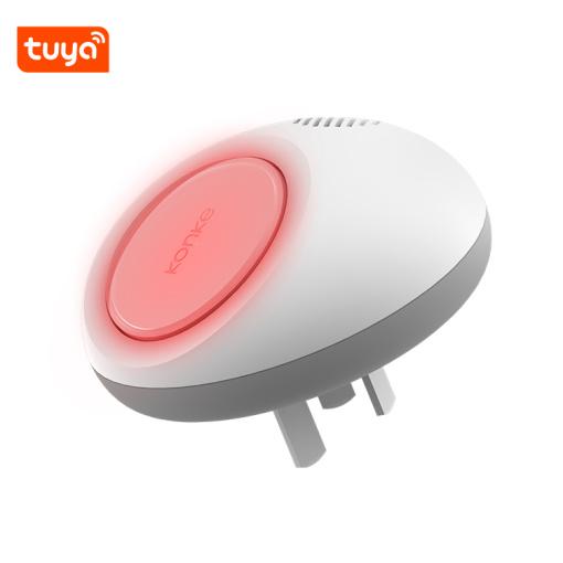 Zigbee Siren alarm sensor