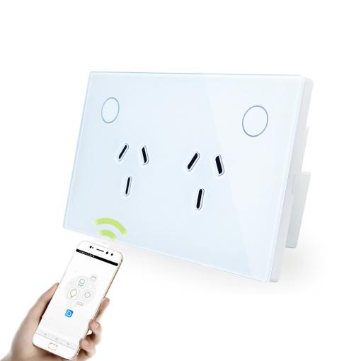 SAA Approved Smart Plug WiFi Wall Socket