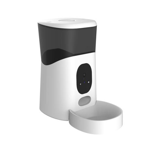 Camera dog feeder Wi-Fi Pet Feeder with Bluetooth