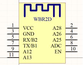 WBR2D 模组规格书