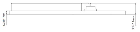 TYWE1S Module Datasheet