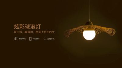 快速设计一款照明产品原型(PWM+IIC Wi-Fi 免开发方案)