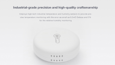 Designing a prototype of smart temperature and humidity sensor product (SoC access)