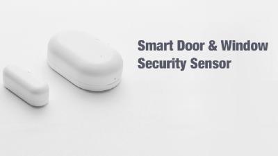 Designing a prototype of smart door sensor product (MCU access)