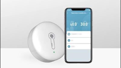 Prototype a Temperature and Humidity Sensor with Zigbee Module SDK