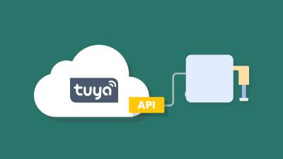 Control Fingerbot with Tuya Cloud Development Platform OpenAPI