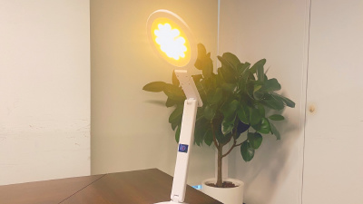 Empower Desk Lamp with Smart Sensing