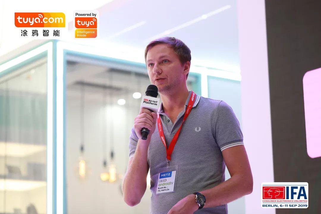 Yandex Alice B2B业务负责人Denis Chernilevskiy