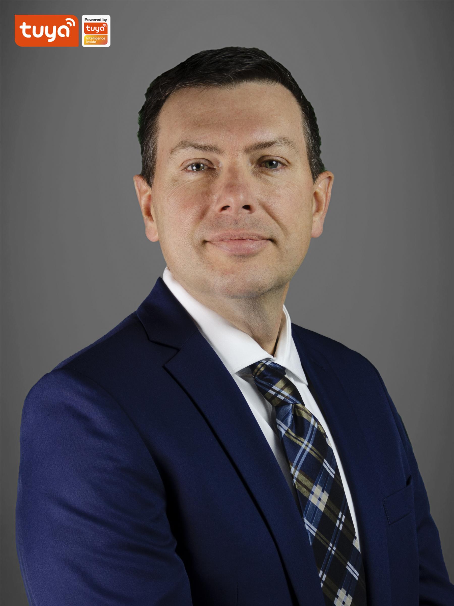 General Manager of Tuya Smart: Fritz Werder