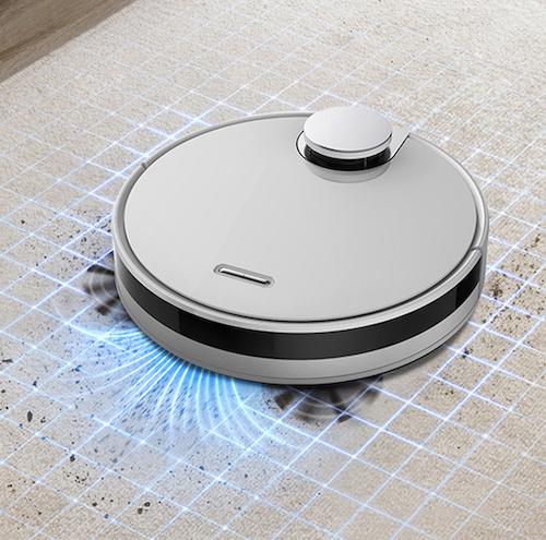 LS-B2 Laser Navigation Sweeping Robot