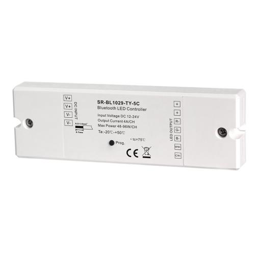 RGBCW Light Modulator