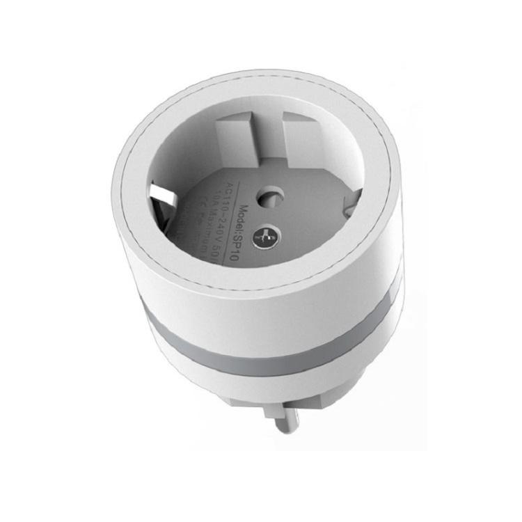Smart plug with led light