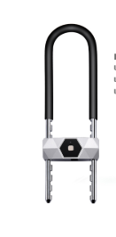 IP67 Smart Glass Goor Lock