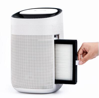 Home Smart Hepa Filter Air Purifier Dehumidifier
