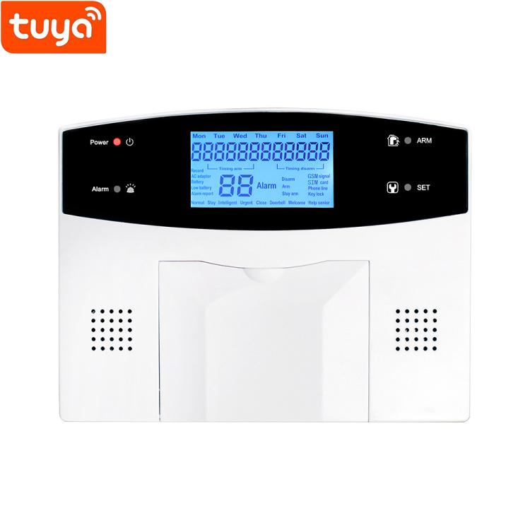 Wi-Fi+GSM+PSTN  Alarm System