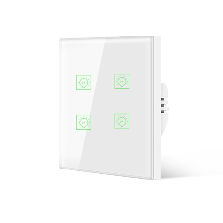 Wi-Fi Lighting Switch 4 Gang