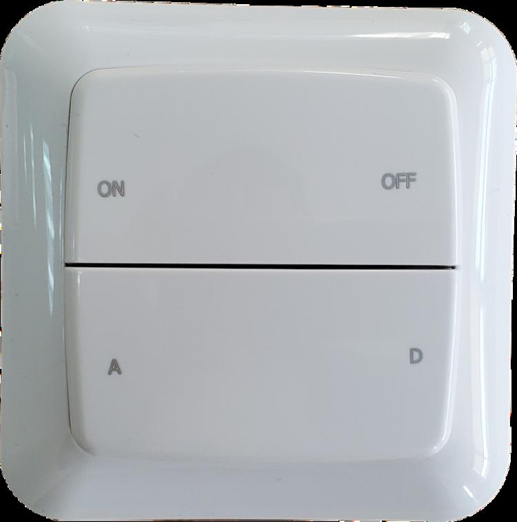 Bluetooth Mesh Button Dim
